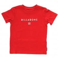 Футболка детская Billabong Unity Boys Red