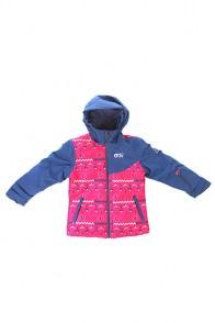 Куртка детская Picture Organic Alice Pink Print