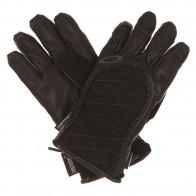 Перчатки сноубордические женские Oakley Port Glove Jet Black