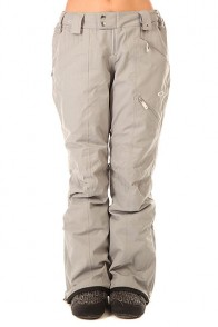 Штаны сноубордические женские Oakley Haver Pant Stainless Steel
