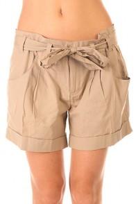 Шорты классические женские Oakley Pch Short New Khaki