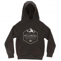 Толстовка сноубордическая детская Billabong Down Hill Black