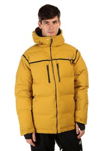 Куртка Quiksilver Tr Pillow Jkt Olive Oil