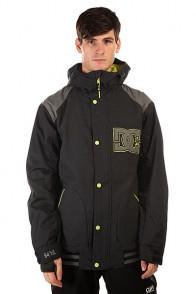 Куртка DC Dcla Jkt Anthracite