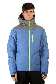 Куртка Quiksilver Ultimate Jacket Olympian Blue