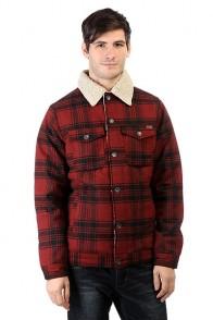 Рубашка утепленная Billabong Pitstop Jacket Blood
