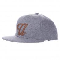 Бейсболка TrueSpin Abc Wool Edition U Grey