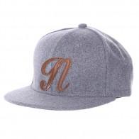 Бейсболка TrueSpin Abc Wool Edition N Grey