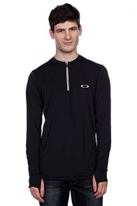Термобелье (верх) Oakley Great Ascent Baselayer Top Jet Black