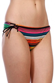 Плавки женские Rip Curl Ocean Stripes Classic Pant Solid Black