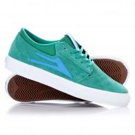 Кеды кроссовки низкие Lakai Griffin Green/Blue