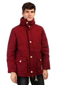 Куртка зимняя True Spin Soldier Burgundy