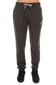 Штаны спортивные Le Coq Sportif Pant Bar Regular Unbr Dark Heather Grey