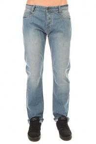 Джинсы прямые Billabong Fyfty Straight Leg Vintage Blue