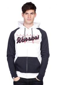 Толстовка K1X Warriors Zipper Hoody Black/White