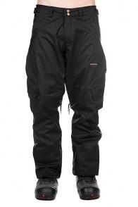 Штаны сноубордические Zimtstern Snow Pant Ronan Men Black