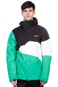 Куртка Zimtstern Snow Jacket Inventor Men Green