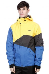 Куртка Zimtstern Snow Jacket Inventor Men Royal