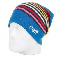 Шапка носок Neff Sunset Blue/Stripe