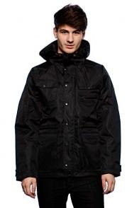 Куртка Krew Wade Nylon Black