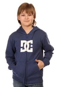 Толстовка классическая детская DC Star Zh Vintage Indigo