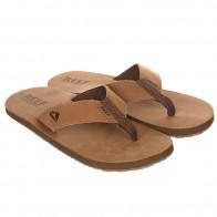 Вьетнамки Reef Leather Smoothy Bronze Brown