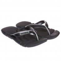 Шлепанцы Havaianas Power Black/Black/Grey