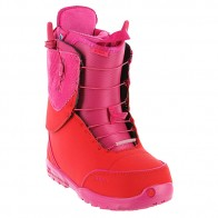 Ботинки для сноуборда женские Burton Ritual Red/Pink