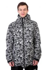Куртка Grenade Shrapnel Jacket Black/Grey