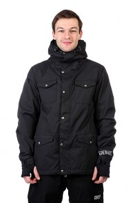 Куртка Grenade Field Jacket Black