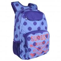Рюкзак школьный женский Roxy Shadow Swell Gl Ikat Polka Dot