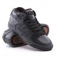 Кеды кроссовки высокие Globe Haslam Sabaton Mid Black/Valient Thorr