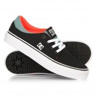 Кеды кроссовки низкие детские DC Trase Tx Se Black/Multi/White