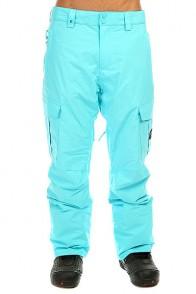 Штаны сноубордические Quiksilver Porter Ins Pt Bluefish