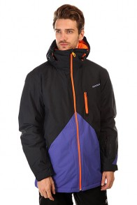 Куртка Quiksilver Mission Block Black