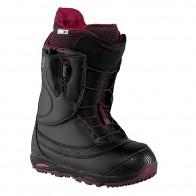 Ботинки для сноуборда женские Burton Supreme Black/Burgundy