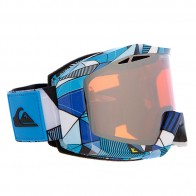 Маска Quiksilver Fenom Art Mirror White/Blue