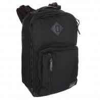 Рюкзак городской Nixon Visitor Backpack Black