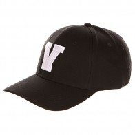Бейсболка классическая TrueSpin Abc Baseball Cap Black V