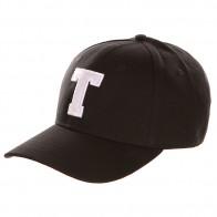 Бейсболка классическая TrueSpin Abc Baseball Cap Black T