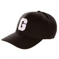 Бейсболка классическая TrueSpin Abc Baseball Cap Black G
