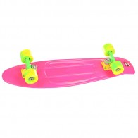 Скейт мини круизер Union Smoke Rave Pink 7.5 x 28 (71.1 см)