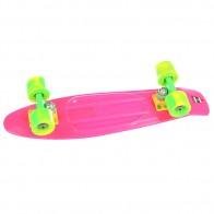 Скейт мини круизер Union Smoke Rave Pink 6 x 22.5 (57.1 см)