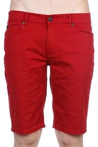 Джинсовые мужские шорты Fallen Winslow Short Washed Red
