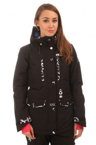 Куртка утепленная женская Picture Organic May Black