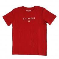 Футболка детская Billabong Unity Red