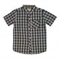 Рубашка в клетку детская Billabong All Day Check An Indigo