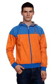 Ветровка Animal Humber Shell Jaffa Orange