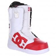 Ботинки для сноуборда DC Avaris White/Red