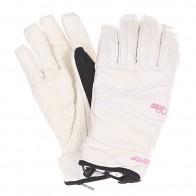 Перчатки сноубордические женские Pow Stealth Gtx Glove White